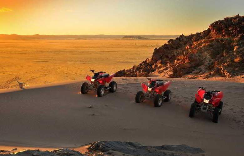 Le Mirage Desert Lodge and Spa - Sport - 16