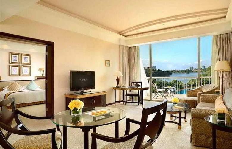 Sofitel Dongguan Golf Resort - Hotel - 46