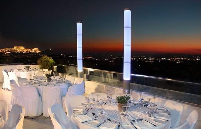 Radisson Blu Park Hotel Athens - Restaurant - 5