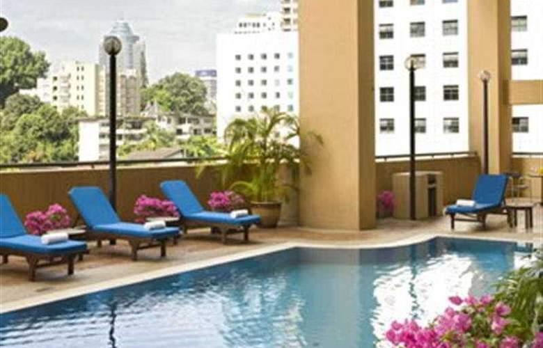 Somerset Seri Bukit Ceylon - Pool - 6