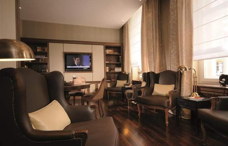 Best Western Hotel Stadtpalais - General - 4