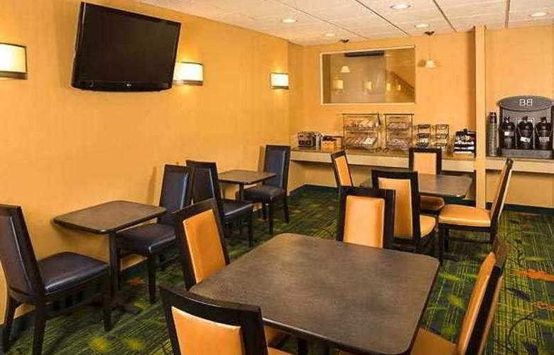 Fairfield Inn New York LaGuardia Airport/Flushing - Restaurant - 15