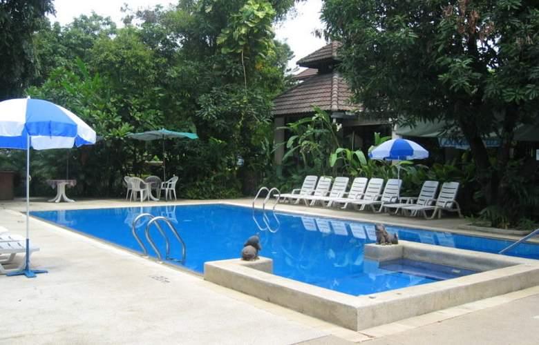 Eurasia Chiang Mai Hotel - Pool - 11