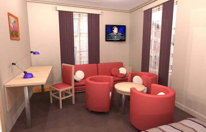 Interhotel Le Bretagne - Room - 10