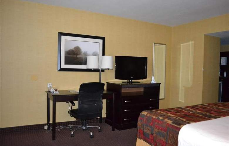 Best Western Townhouse Lodge - Room - 33