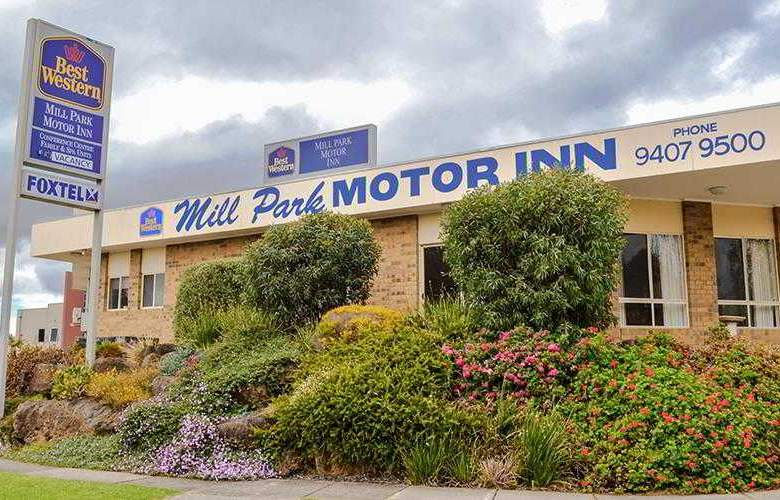 Best Western Mill Park Motel - Hotel - 10