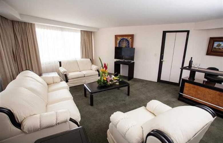 Best Western Plus Gran Morelia - Hotel - 93