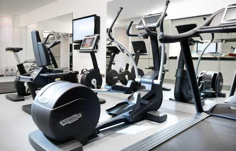Grosvenor House Suites by Jumeirah Living - Sport - 4