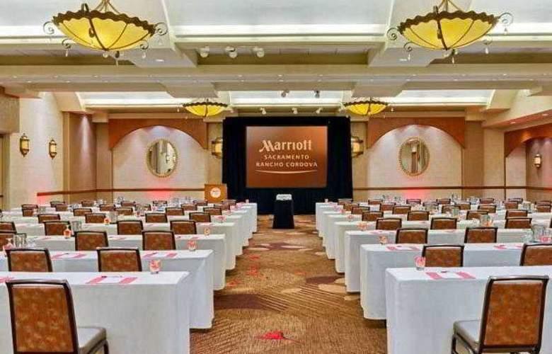Sacramento Marriott Rancho Cordova - Hotel - 24