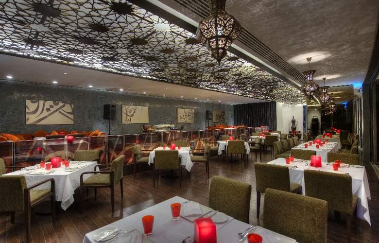 Crowne Plaza Abu Dhabi Yas Island - Restaurant - 9