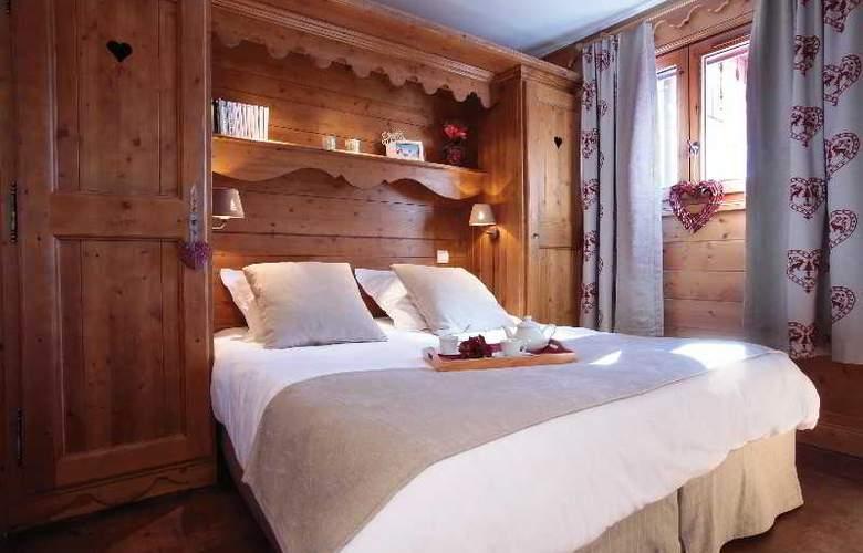 Résidence Pierre & Vacances Premium Les Fermes de Méribel - Room - 11