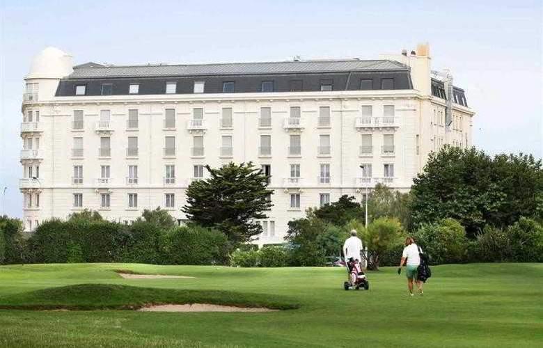 Le Regina Biarritz Hotel & Spa - Hotel - 6