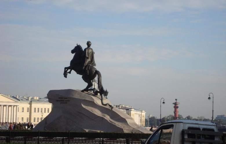Nevsky Breeze Hotel - Hotel - 8