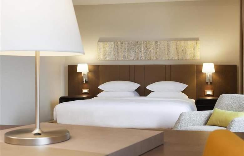 Hyatt Regency Belgrade - Hotel - 9