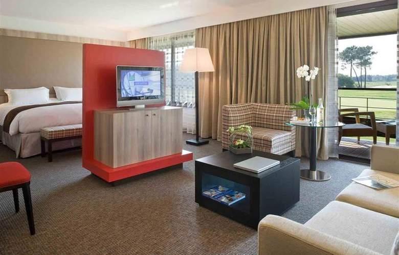 Golf du Medoc Hotel et Spa - Room - 40