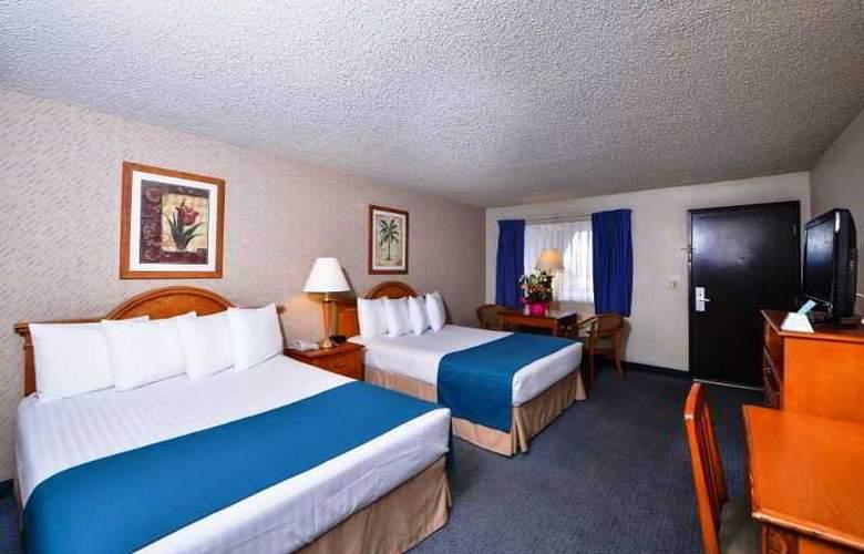 Americas Best Value Inn Downtown Las Vegas - Room - 1