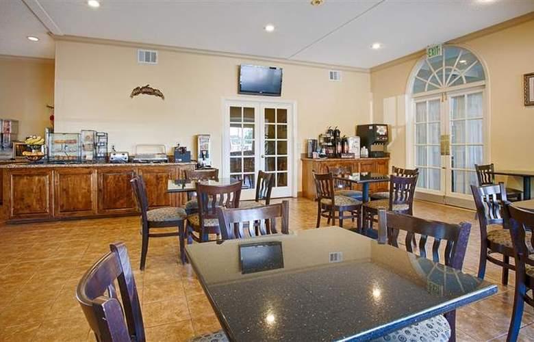 Best Western Hill House - Restaurant - 60