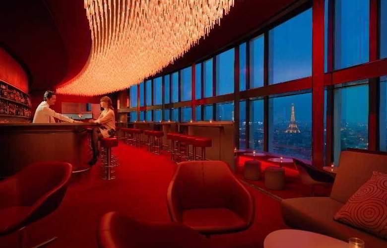 Hyatt Regency Paris Etoile - Bar - 24