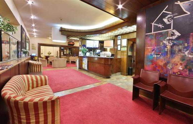 Best Western Jet Hotel - Hotel - 39