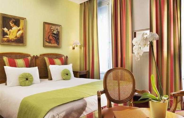 Best Western Tour Eiffel Invalides - Hotel - 9