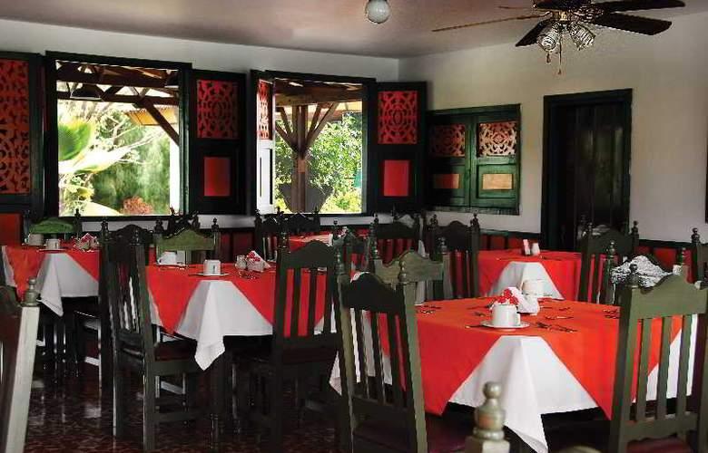 La Floresta Hotel Campestre - Restaurant - 7