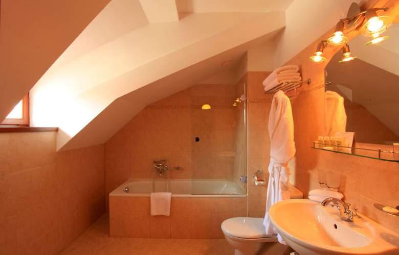 Questenberk Romantic Hotel Prague - Room - 4
