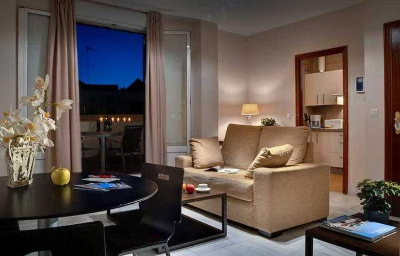 Apartamentos Las Cruces - Room - 3