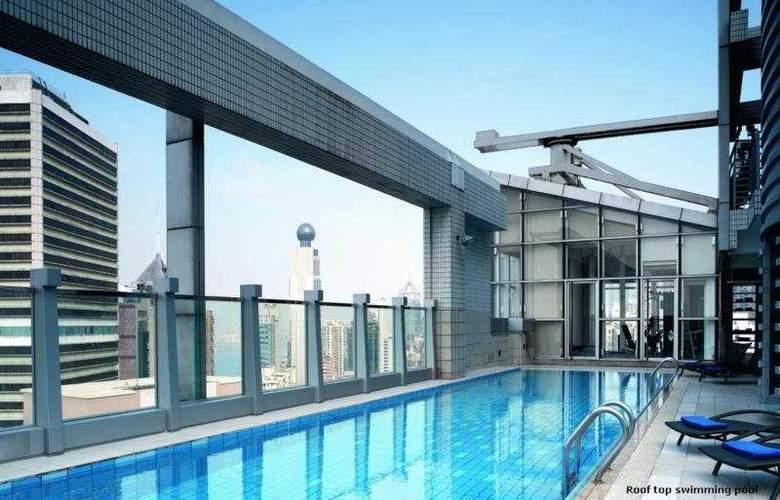 Jen Hong Kong - Pool - 4