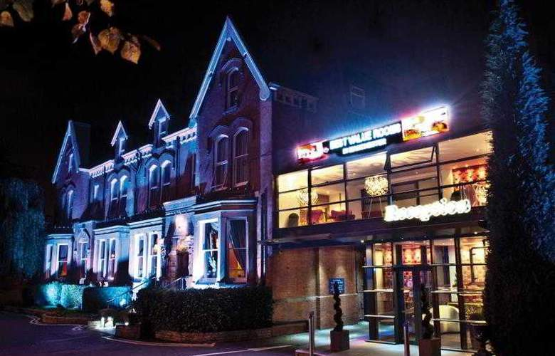 Best Western Willowbank - Hotel - 36