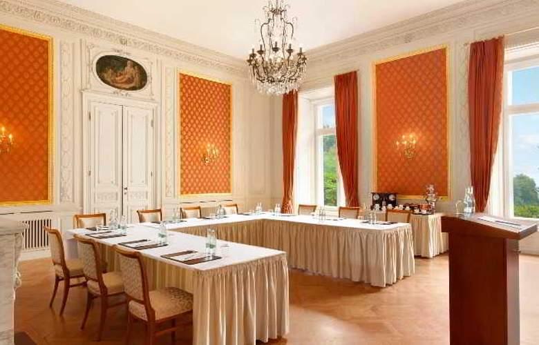 Villa Rothschild Kempinski - Conference - 4