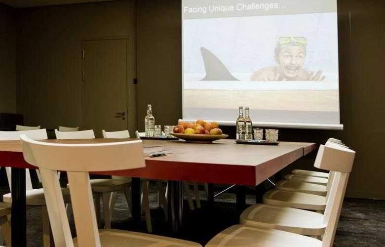 Conscious Hotel Vondel Park - Conference - 9