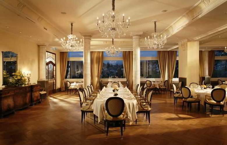Eden Swiss Quality Hotel - Restaurant - 8