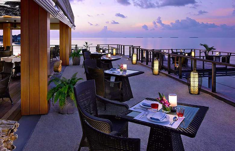 Dusit Thani Maldives - Restaurant - 21