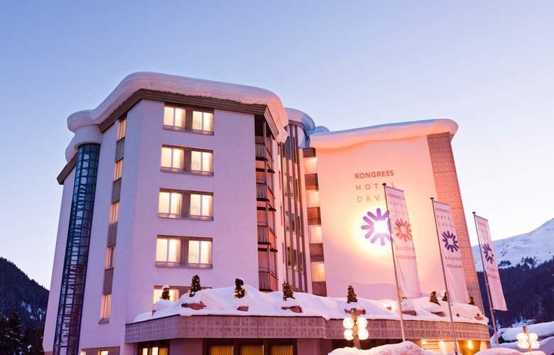 Kongress Hotel Davos - Hotel - 0