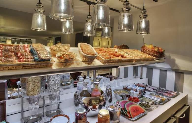 Best Western Premier Bayonne Etche Ona - Restaurant - 43