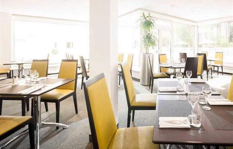 Novotel Saint Avold - Restaurant - 45