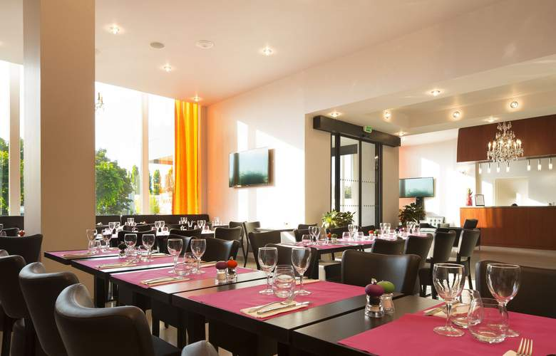 Executive Hotel - Restaurant - 3