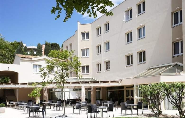 Best Western Elixir Grasse - Hotel - 110