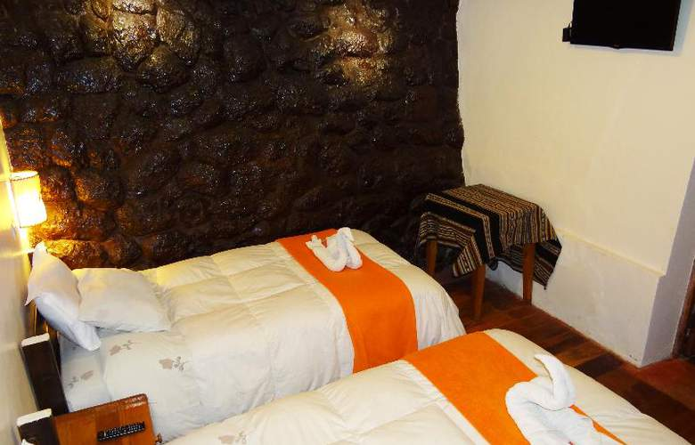 Orquidea Real Hostal - Room - 15