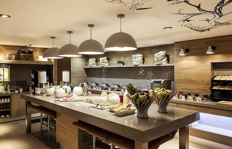 ibis Edinburgh Centre South Bridge - Royal Mile - Restaurant - 3
