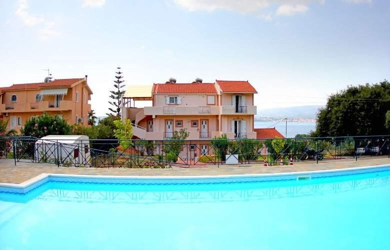 Panorama Fanari Studios & Apartments - Hotel - 10