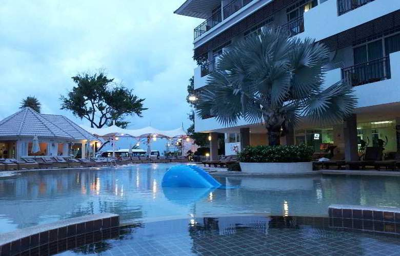 Pattaya Discovery Beach Hotel - Pool - 26