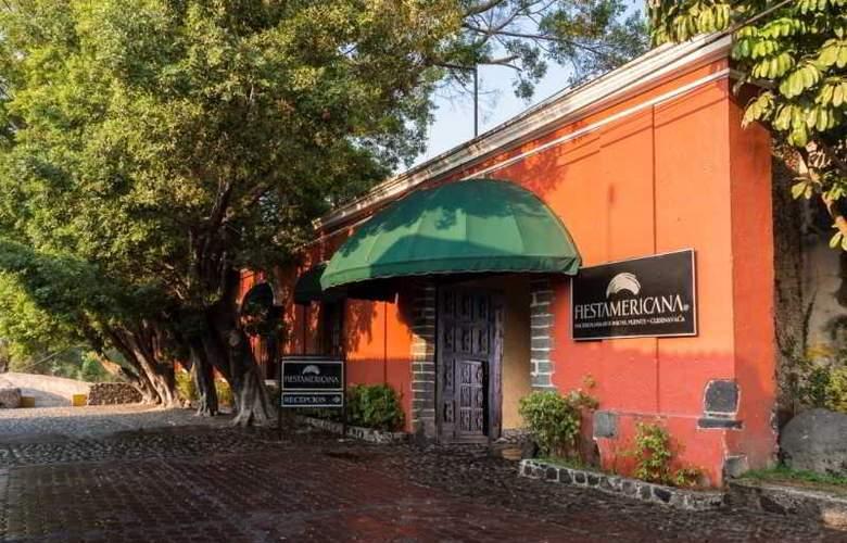 Fiesta Americana Hacienda San Antonio El Puente - Hotel - 2