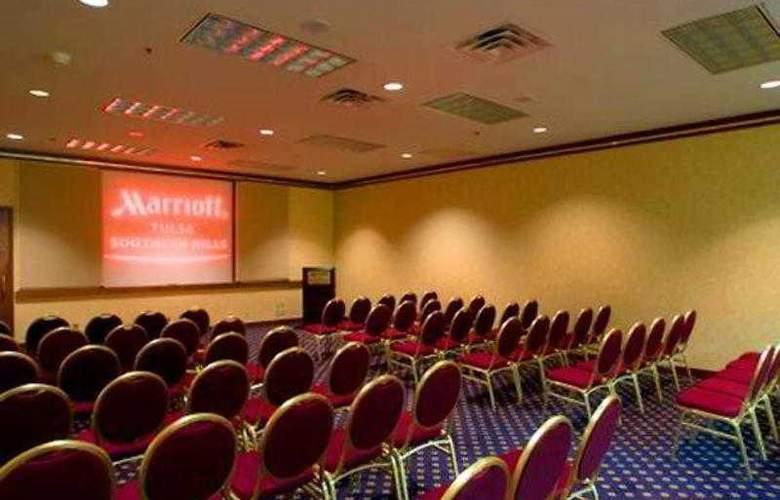 Marriott Tulsa Hotel Southern Hills - Hotel - 7