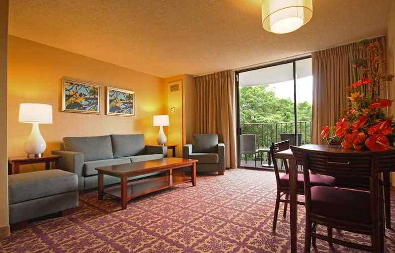 Castle Hilo Hawaiian - Room - 2
