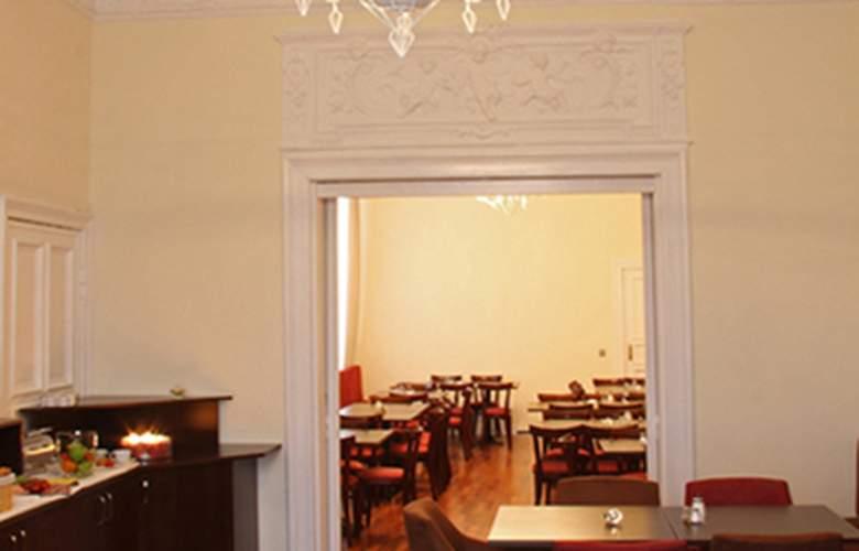 Upper Room Hotel Am Kurfurstendamm - Restaurant - 4