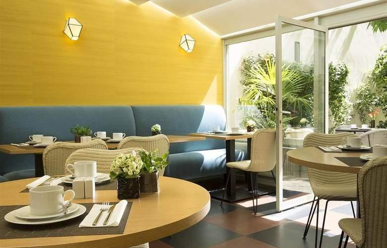 Villa des Artistes - Restaurant - 23