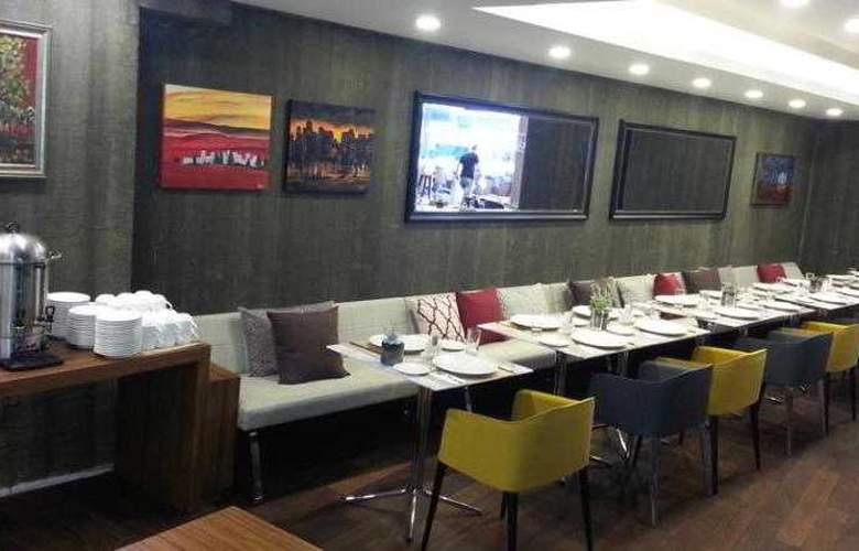 Modus Hotel Istanbul - Restaurant - 18