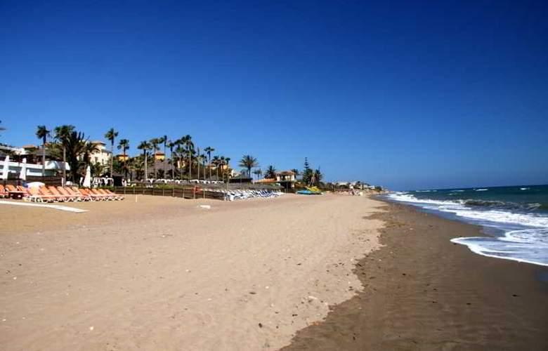 Jardines de las Golondrinas - Beach - 8