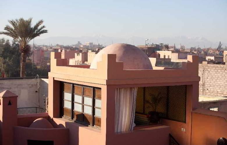 Riad La Rose Dorient - Terrace - 9